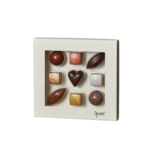 Lentz Karameller & Xocolatl chokolade