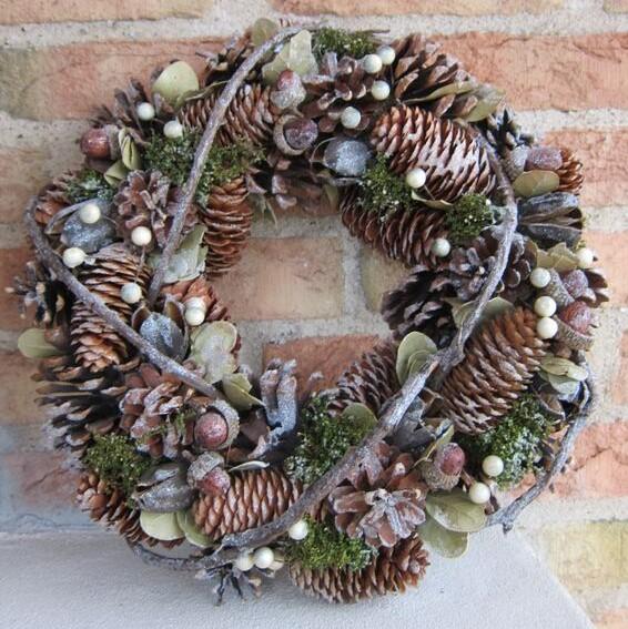 Julens dekorationer