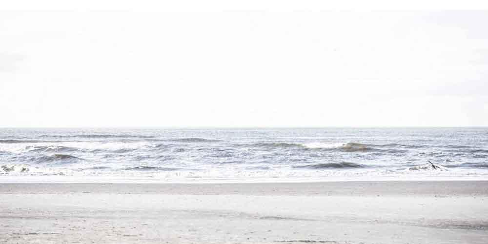Vinter hav